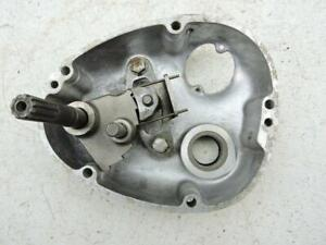 Outer Gearbox Transmission Cover 1975 Norton 850 Commando MKIII Roadster 1017br