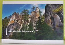 Bildband Adersbach (Adršpach) die Felsenstadt in Tschechien Größe 31x22cm