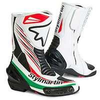 Stivali Racing Stylmartin Dream RS Ragazzo Donna n°35 al 38 Ohvale MiniGP PISTA