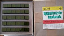 VQE22D E or F RFT 12.7mm Common Anode 1 ½  Digit GREEN LED Display Lot of 30pcs
