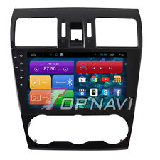 Android 6.0 Car Navigation Player Stereo For Subaru Forester 2012 2013 2014 GPS