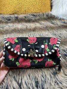 Betsey Johnson handbags roses