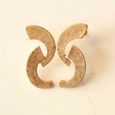 New Robert Lee Morris Abstract Stud Earrings Gift Fashion Women Party Jewelry FS