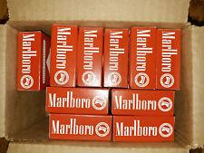10 Unused Reward Codes Marlboro Reds Used Empty Cigarette Boxes Packs