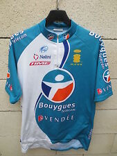 Maillot cycliste BOUYGUES TELECOM UCI PRO TOUR 2005 Nalini Chavanel shirt jersey