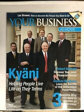 Kyani - Your Business At Home Magazine - Rare Find!