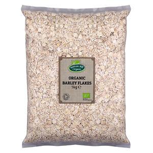 Organic Barley Flakes Certified Organic