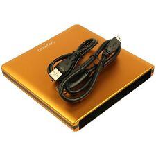 Pawtec USB 3.0 Aluminum Slim Enclosure SATA Optical Blu-Ray DVD-RW Drive MAC PC