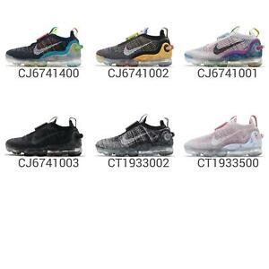 Nike Wmns Air Vapormax 2020 FK Flyknit Slip-On Women Shoes Sneakers Pick 1