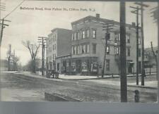 1910 Bulls Ferry Road from Fulton Street Clifton Park NJ Postcard Bullsferry