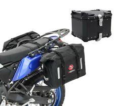 Satteltaschen Set für Yamaha MT-09 / Tracer 900 + Alu Topcase WP8
