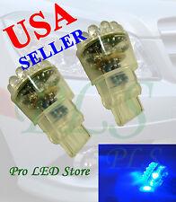 3156 3356 Super Blue 24 LED Backup Tail Parking Stop Lights