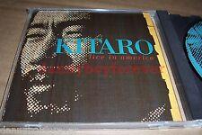Kitaro CD Live In America New Age Instrumental Music