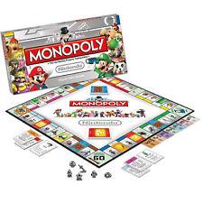Nintendo Monopoly Classic Collectors Board Game Mario Zelda Kirby Fast Ship NEW