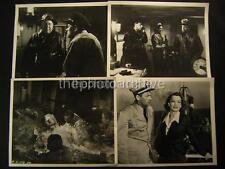 1950 John Ireland Ellen Drew Cargo To Capetown VINTAGE 4 Movie PHOTO LOT 112T