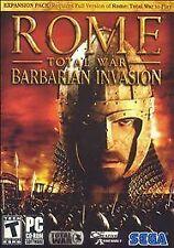 Rome: Total War -- Barbarian Invasion (PC, 2005) - European Version