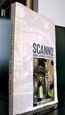 Celidonio SCANNO Guida storico-turistica (folklore) 1974 LIBRO autografato