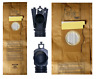 7 Kirby Universal Collar High Filtration Vacuum Cleaner Bags w/Dust Seal & Hatch