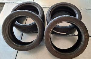 4x Sommerreifen Bridgestone 215/45 R17 87V Reifen Sommer 4/6mm Profil DOT 0611