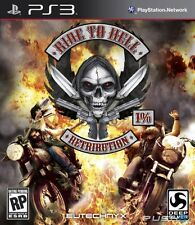 Ride to Hell: Retribution (Sony PlayStation 3, 2013)