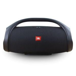 Black Used JBL Boombox 2 Portable Waterproof Wireless Bluetooth Outdoor Speaker