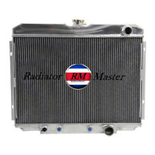 ALUMINUM Radiator For 1967-1970 FORD Mustang / Mercury Cougar 1968 1969 V8