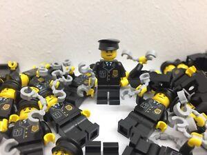 LEGO - NEW Police Officer Cop Policemen / 2 Mini Figure Per Order