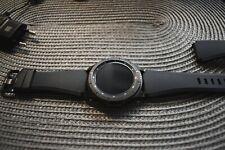 Samsung Gear S3 Frontier Smartwatch + zusätzliche Armbänder + Panzerglasfolie