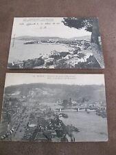 Early French postcards- Beaulieu & Rouen