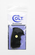 Colt I-Frame Gripper Grips for Colt Python, Trooper. Gold Medallions