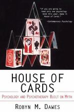 House of Cards: Psychology and Psychotherapy Built on Myth (Paperback or Softbac