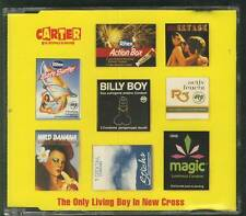 CARTER USM The Only Living Boy In New Cross 3 TRACK CD incl Panic Smiths