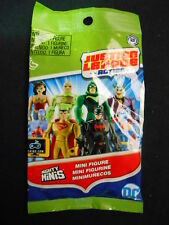 "JUSTICE LEAGUE ACTION SERIES 2 ""MIGHTY MINIS""  1 X BLIND BAG FIGURE (MATTEL)"