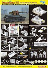 1/35 Dragon Panzerjager IB mit StuK 40 L/48 - Smart Kit #6781