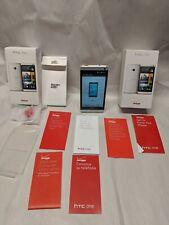 HTC One M7 - 32GB - Silver (Verizon) Smartphone Beats Audio