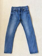 Men's G Star Raw Type C Super Slim Jeans Size 30