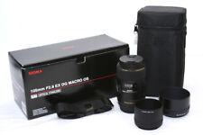Sigma Macro 105mm f/2.8 EX DG OS HSM Macro Lens For Canon **5543**