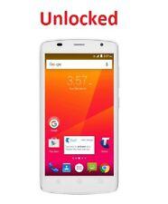 """Telstra Slim Plus (ZTE Blade L5) 3G - White UNLOCKED 5"""" works with Aldi Boost"""