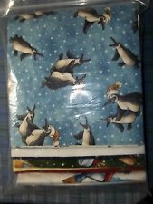 Nancy's Notions Winter Bears Fat 1/4 Flannel Pack T12 fabric pack sew