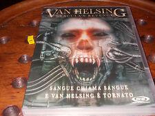 Van Helsing Dracula's Revenge  Dvd ..... Nuovo