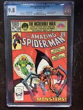 AMAZING SPIDER-MAN #235 CGC NM/MT 9.8; White pg!; origin Will-O'-The-Wisp!