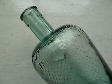 Large size aqua N.T.B.T. INTERNALLY Lysol poison/disinfectant bottle C 1920s