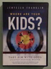 jentzen franklin WHERE ARE YOUR KIDS ? CD 3 disc set