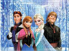 Brand New Jigsaw Frozen Puzzles 70 pcs