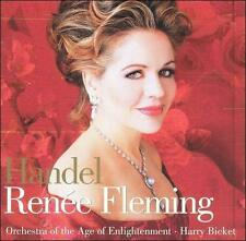 Handel 2004 by Renee Fleming; Harry Bicket; Orchestra of the - Disc Only No Case