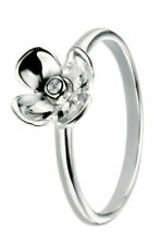 Cubic Zirconia Sizableless Flowers & Plants Costume Rings