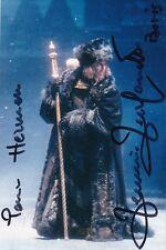 FERRUCCIO FURLANETTO opera bass signed photo as Boris Godounov