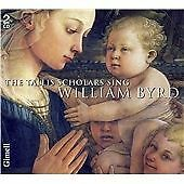 Byrd - Choral Works, Tallis Scholars CD | 0755138120822 | New