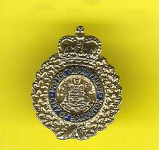 CITY of EDMONTON POLICE DEPARTMENT GOLD TONED HAT or LAPEL PIN !  Oilers Eskimos