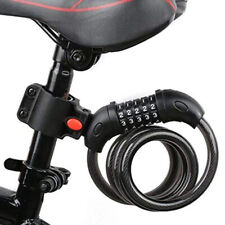 1.2M Combination Bike Lock Strong Heavy Duty Cycle Security Bicycle Chain Locks